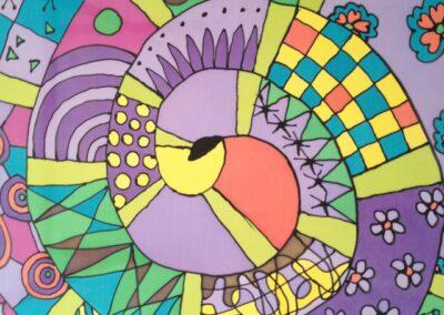 un tuffo nel mondo dei colori
